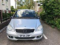 Sell Mercedes A 150 petrol,manual