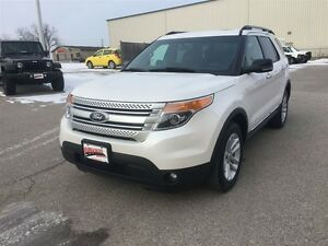 2013 Ford Explorer XLT4x4 Leather Sunroof