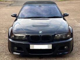 image for BMW, M3, Convertible, 2001, Manual, 3246 (cc), 2 doors