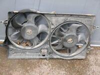Ford Fucus Mk1 1.8 Fan