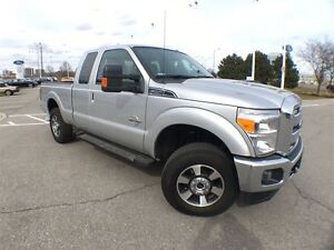 2015 Ford F-250 Lariat Diesel Only 2,684 Kms