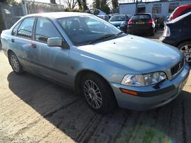 volo s40 parts from a 2003 petrol carlight green