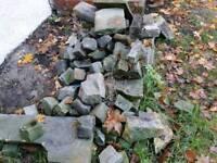 Rocks, perfect for rock garden
