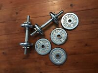Dumbbells - Excellent condition
