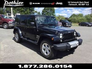 2015 Jeep WRANGLER UNLIMITED Sahara 4x4 | CLOTH | SIDESTEPS | GP