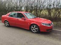 SAAB 9-5 2009 DIESEL FULL LEATHER LONG MOT DRIVES GREAT
