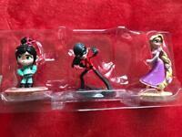 Disney Infinity characters x 3 - girl power pack