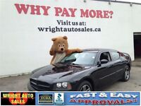 2007 Dodge Charger SUNROOF| ALLOYS| 121,694KMS| $7,997.00