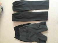 M&S Boys School Shorts and Trousers Age 6-7