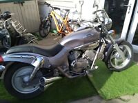 kymco Venox for sale low milage low price £1000