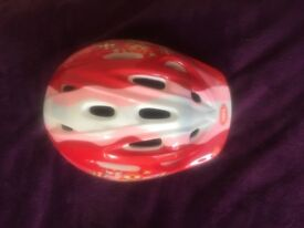Kids boy and girl helmets
