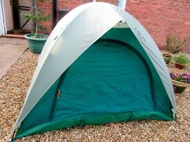 Small 2 Person Dome Tent