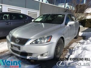2010 Lexus IS 250 Very Clean| Accident Free|