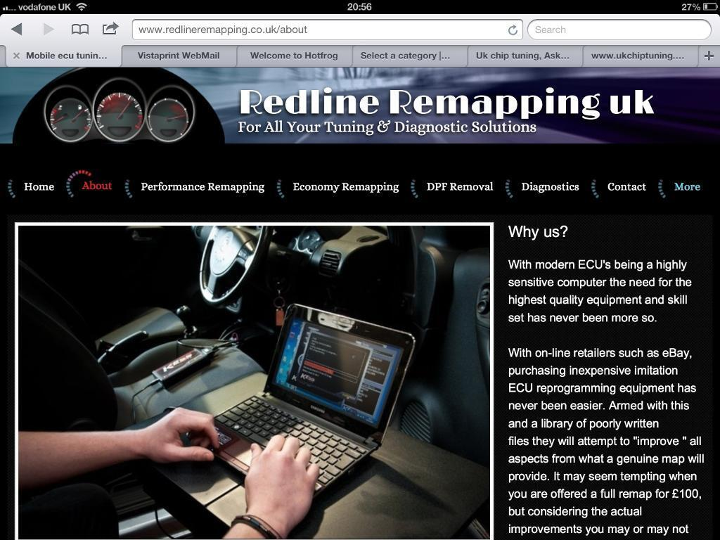 Mobile DPF removal & EGR delete from £195 -remapping from