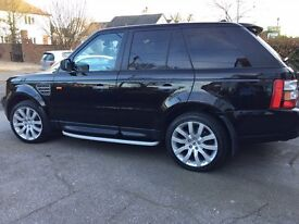 Range Rover Sport - High Spec Vehicle - A lot of car for the price!!