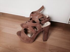 New look heels size 5 £10 each new