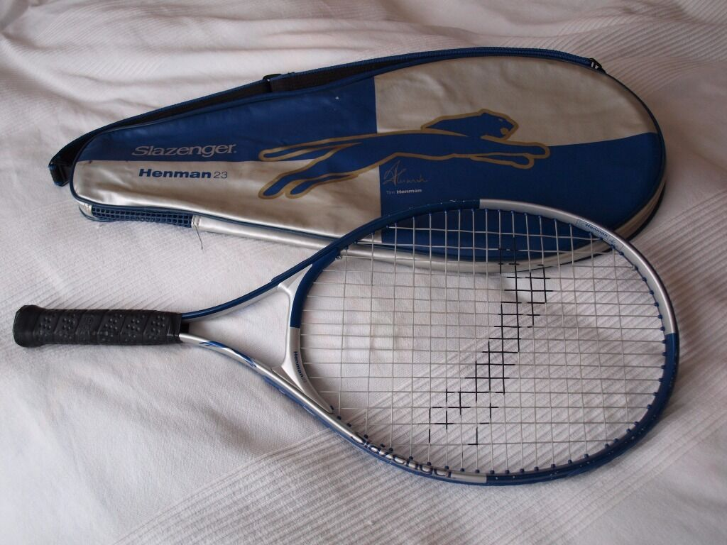 Slazenger Tennis Racket Cover Junior Slazenger Tennis Racket