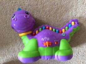 Leapfrog Lettersaurus Alphabet Dinosaur