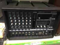 Yamaha EMX 62m 6 channel powered mixer