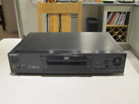 Sony DVD Player complete with remote control