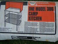 retro camping kitchen
