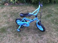 Trax T12 child's bike/cycle