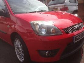 SWAPS or Offers!!! Fiesta zetec S 2006 (open to offers)...