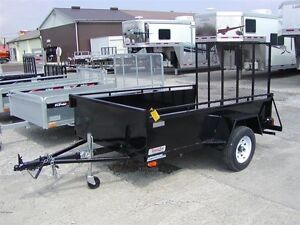 2016 Advantage 5x8 Utility Trailer BT58R