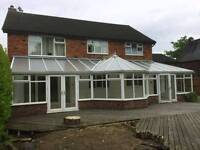 Huge upvc conservatory (+MORE CONSERVATORIES!!!)