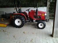 2006 siromar 304 fourwheel drive tractor good tyrers 405 hours