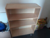 Simple Bookshelf Units - Free for Collection