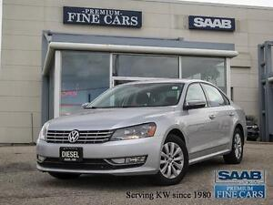 2013 Volkswagen Passat 2.0 TDI DIESEL HEATED SEATS ALLOYS