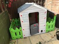 Play house £30 ONO