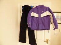 Ski Clothing - Girls Age 9-10