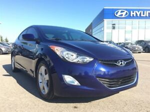 2013 Hyundai Elantra GLS - 1 OWNER - SUNROOF - HEATED SEATS
