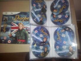DVD box set sharpe
