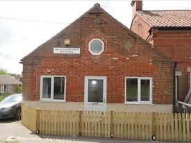 3 bed bungalow to rent. Great Witchingham
