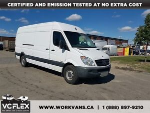2011 Mercedes-Benz Sprinter 2500 Extended High Roof Diesel