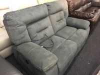 New/Ex Display Kinman 2 Seater Electric Recliner Sofa