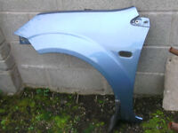 ford fiesta front near side front wing