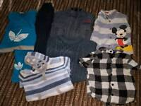 Small boys bundle
