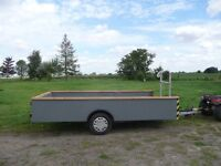 Large very usefull trailer