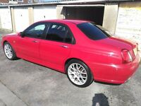 FOR SALE ROVER MG ZT SALLON 2.5LTR PETROL