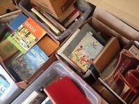 rare vintage collectable book 11 boxes