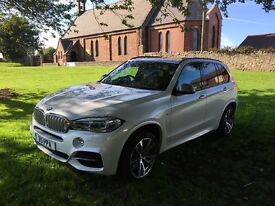 BMW X5 M50D 65 Plate MSport Tri-Turbo Auto Diesel ONLY 3458 miles! 7 Seats Top Spec **MUST SEE**