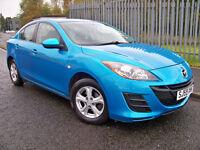 2009 (59) Mazda 3 1.6 TS August 2017 MOT Celectial Blue - Like Mazda 6 Mazda3 Mazda6