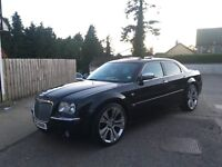 Chrysler 300C 3.0 Diesel (Not golf, Leon, Jetta, 520, 525, 530, A6, a8, 740, 750)