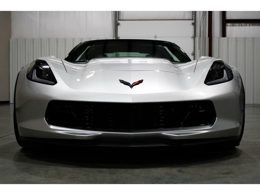 2017 Silver Chevrolet Corvette Z06 2LZ   C7 Corvette Photo 8