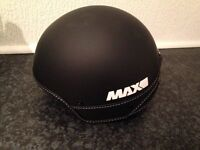 *Brand New* Max Open face Scooter Motorcycle Helmet size xs