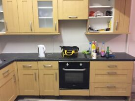 Kitchen cupboard doors and draw fronts